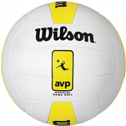 wilson beach volleyball ball
